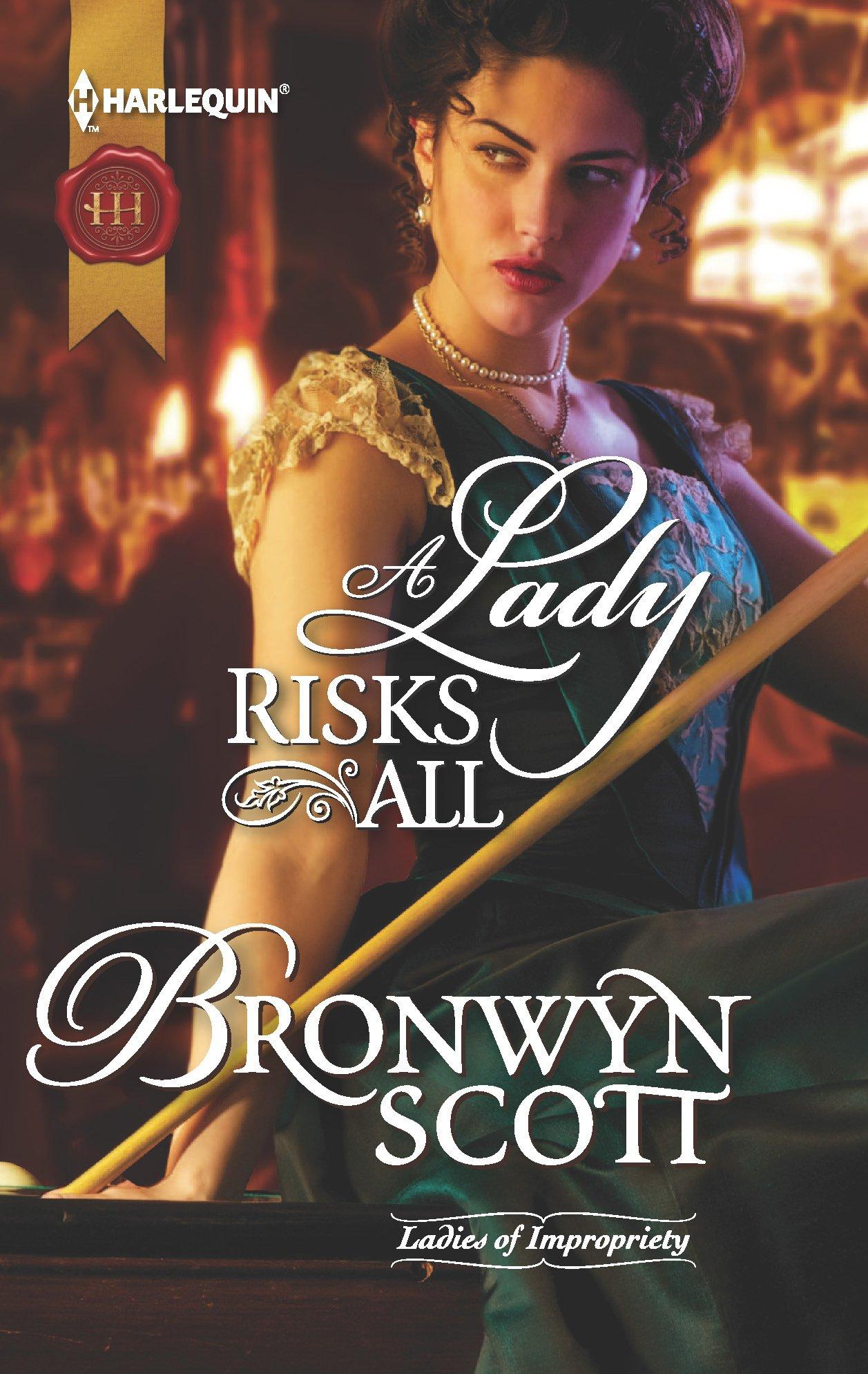 Download A Lady Risks All pdf epub