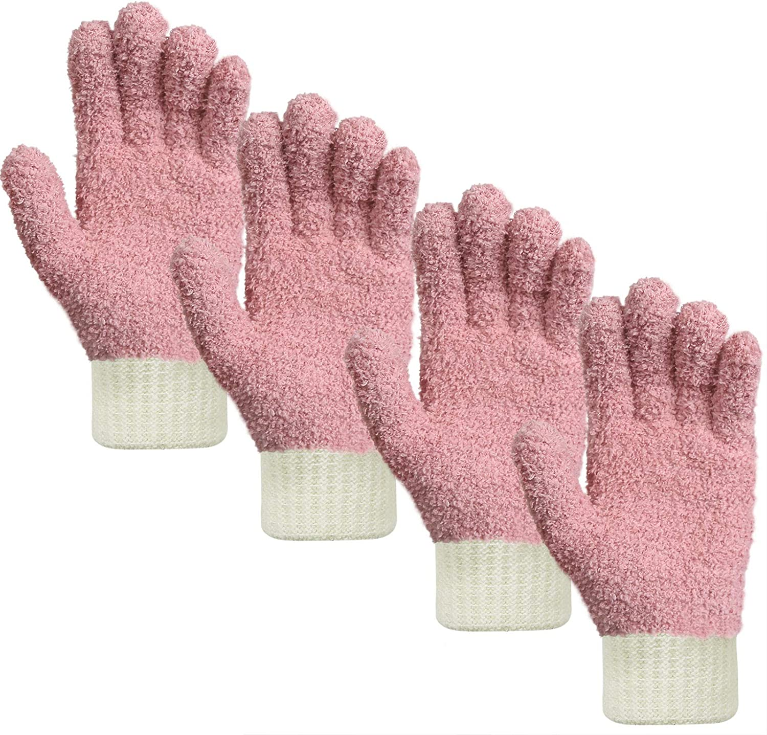 Multipurpose Polishing Cleaning Gloves X2 New