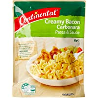 Continental Creamy Bacon Carbonara Pasta and Sauce 85 g, 85 g