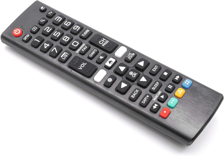 vhbw Mando a Distancia para LG OLED 65B7, OLED 65C7, OLED 65E7 Repuesto para TV, Television: Amazon.es: Electrónica