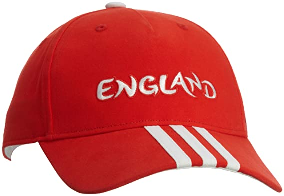 adidas Country Fashion - Gorra, diseño de Inglaterra Rojo Poppy ...