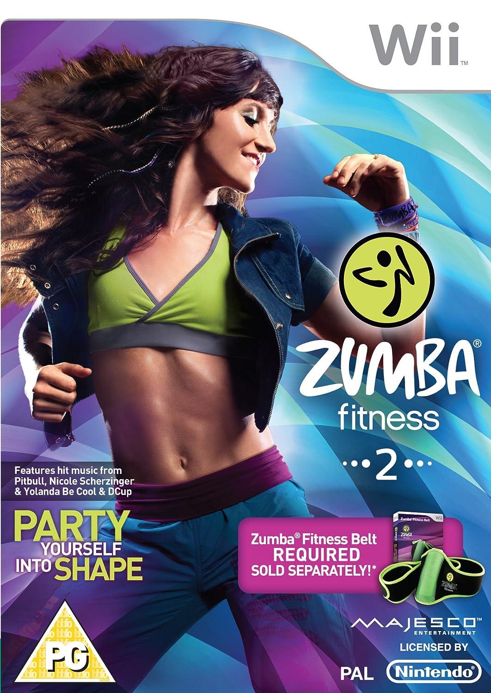 Zumba 2 Fitness [Importación Inglesa]: Amazon.es: Videojuegos