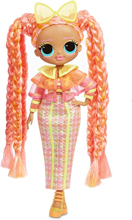 Lol surprise dolls   SERIES 3 big sister baby babe queen dress as Picture