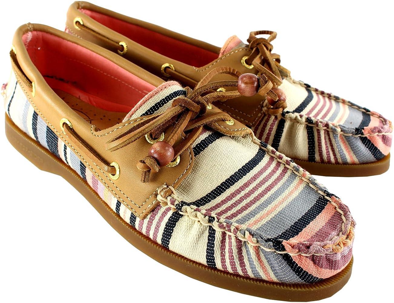 leopard print boat shoes
