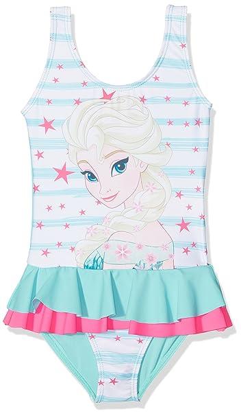 0d74a391201cfa Disney Frozen - Die Eiskönigin Mädchen Badeanzug