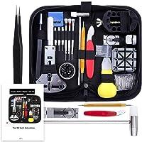 Vastar Watch Repair Kit, Watch Repair Tools Professional Spring Bar Tool Set, Watch...