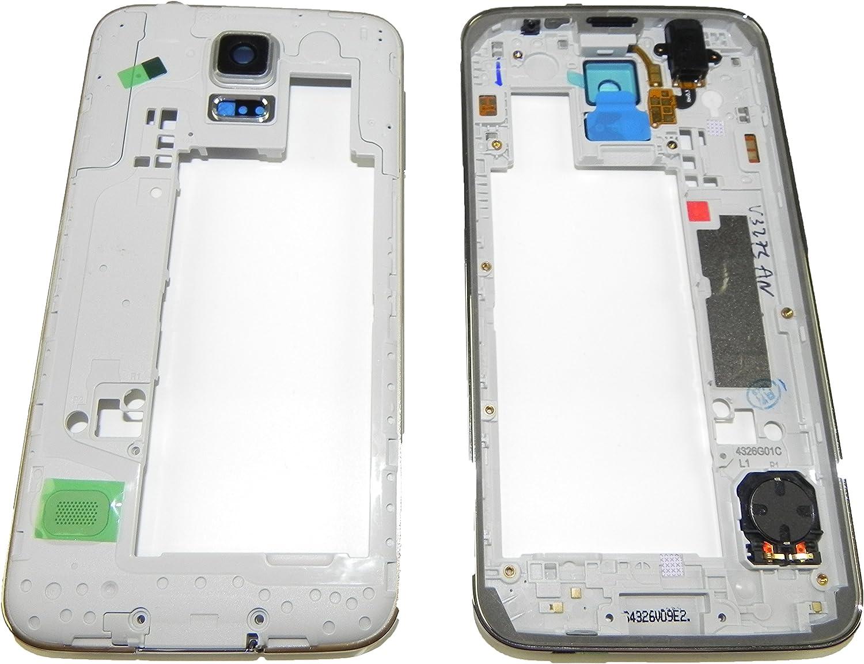 Samsung Galaxy S5 SM-G900 F G900 F Medio Marco Marco Marco central ...