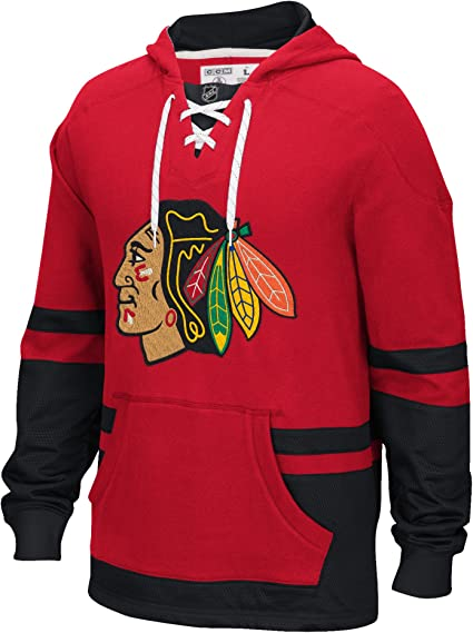 New CHICAGO BLACKHAWKS  MENS Hoodie