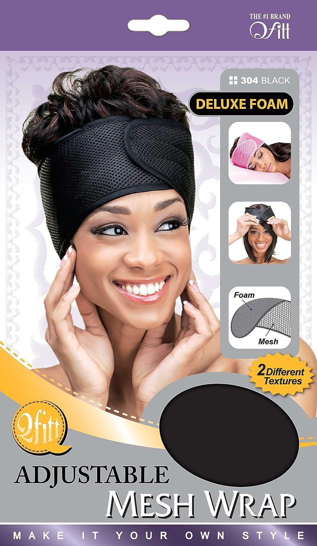 Bandeau de Maintien Wrap Pour Cheveux Qfitt