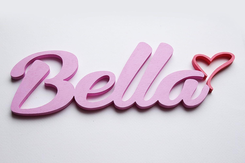 Pour fille ou gar/çon Nom de plaques de porte Maia,personnalis/é les plaques de portes,chambre denfant salle MIA STUDIO,contactez le vendeur via  Message afin de fournir le nom et couleur