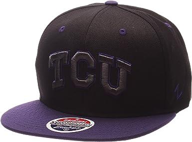 Team Color Medium//Large NCAA TCU Horned Frogs Mens Stitch Hat