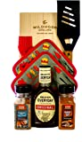 Gifts Unlimited Gift Baskets Grilling Creations Grill it up Nice BBQ Sauce Gift GREAT for Gifts