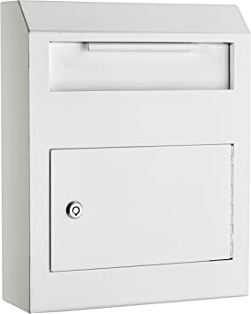 Locking Drop Box DuraBox Through The Door D500 Secure All Day Storage Durable