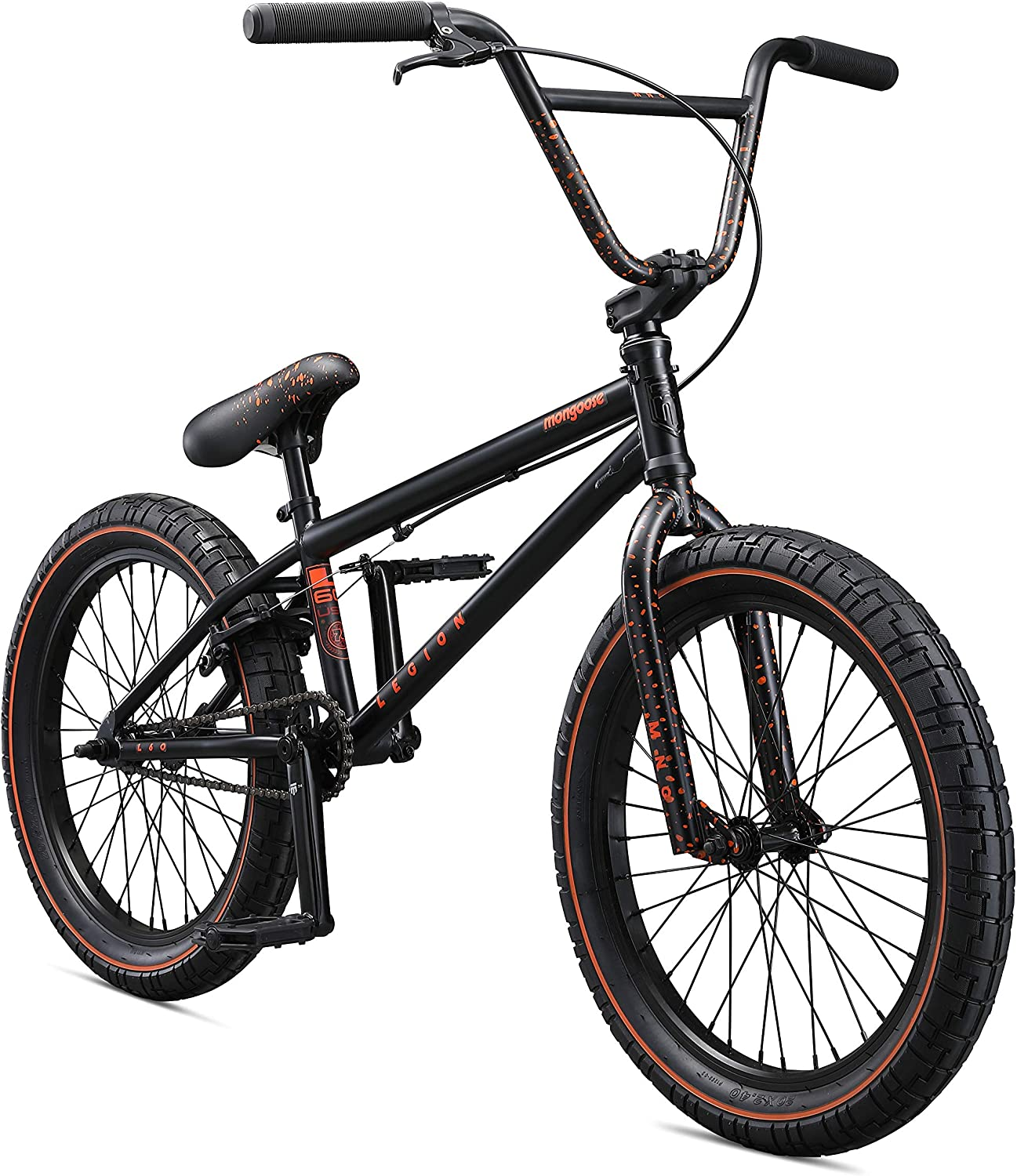 Mongoose Legion Street Freestyle BMX Bike Line