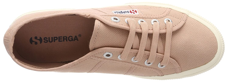 Superga Women's 2750 Cotu Sneaker B077PQWTR9 UK6 EU39.5 US8.7|Rose Mahogany