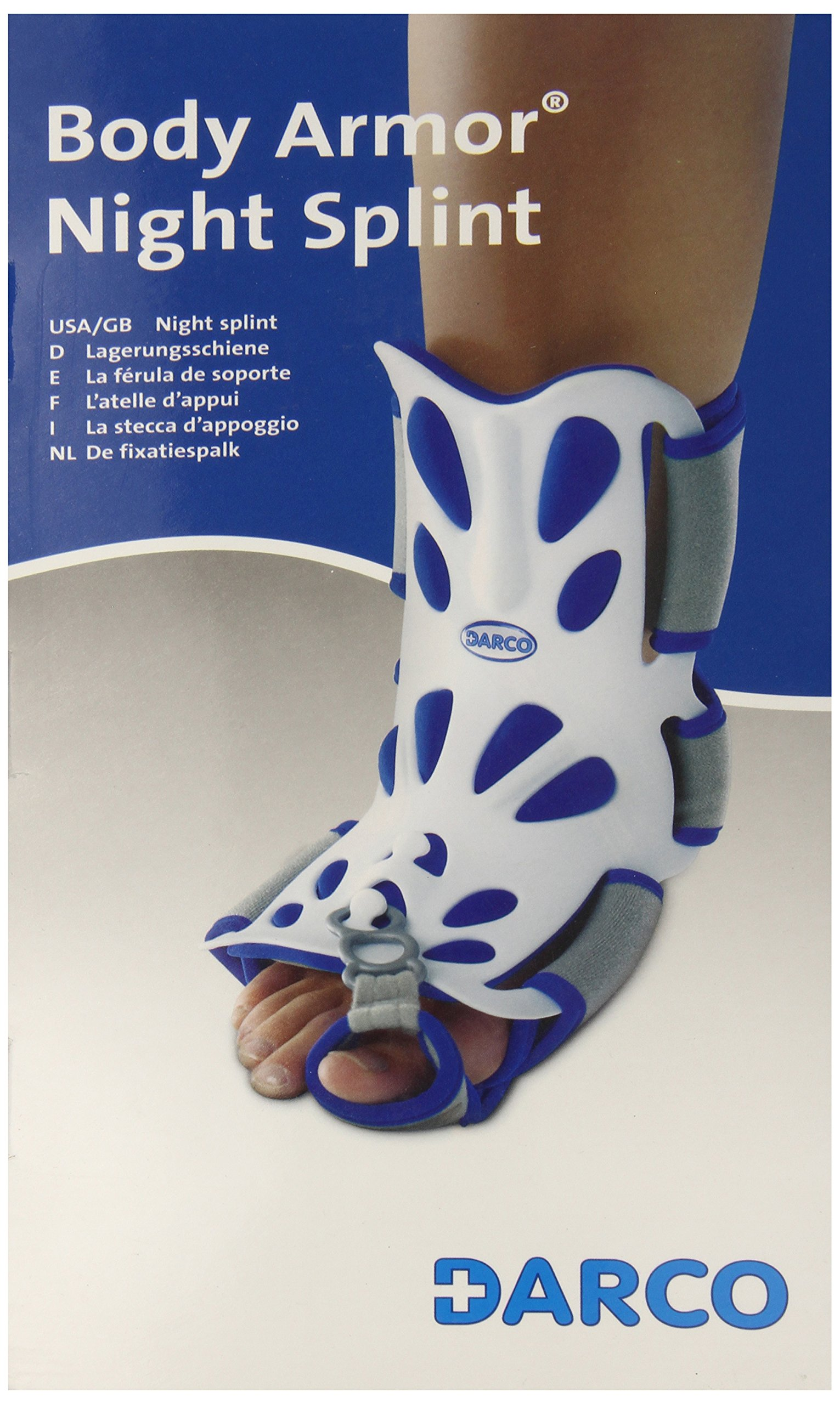 Darco Body Armor Night Splint by Darco