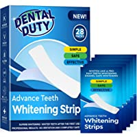 Professional Teeth Whitening Strips- Pack of 28- Whiten Your Teeth With The Best...