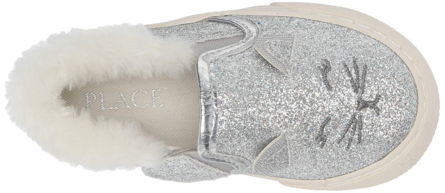 The Childrens Place Kids Slip on Loafers