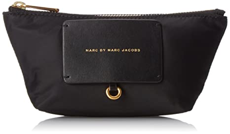 29eed3f1aab Buy Marc by Marc Jacobs Preppy Legend Cosmetics Small Perfect Pouch  Cosmetic Case Online at Low Prices in India - Amazon.in