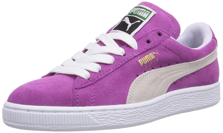 Puma Suede Classic  Damen Sneakers  40.5 EU|Pink (Vivid Viola 24)