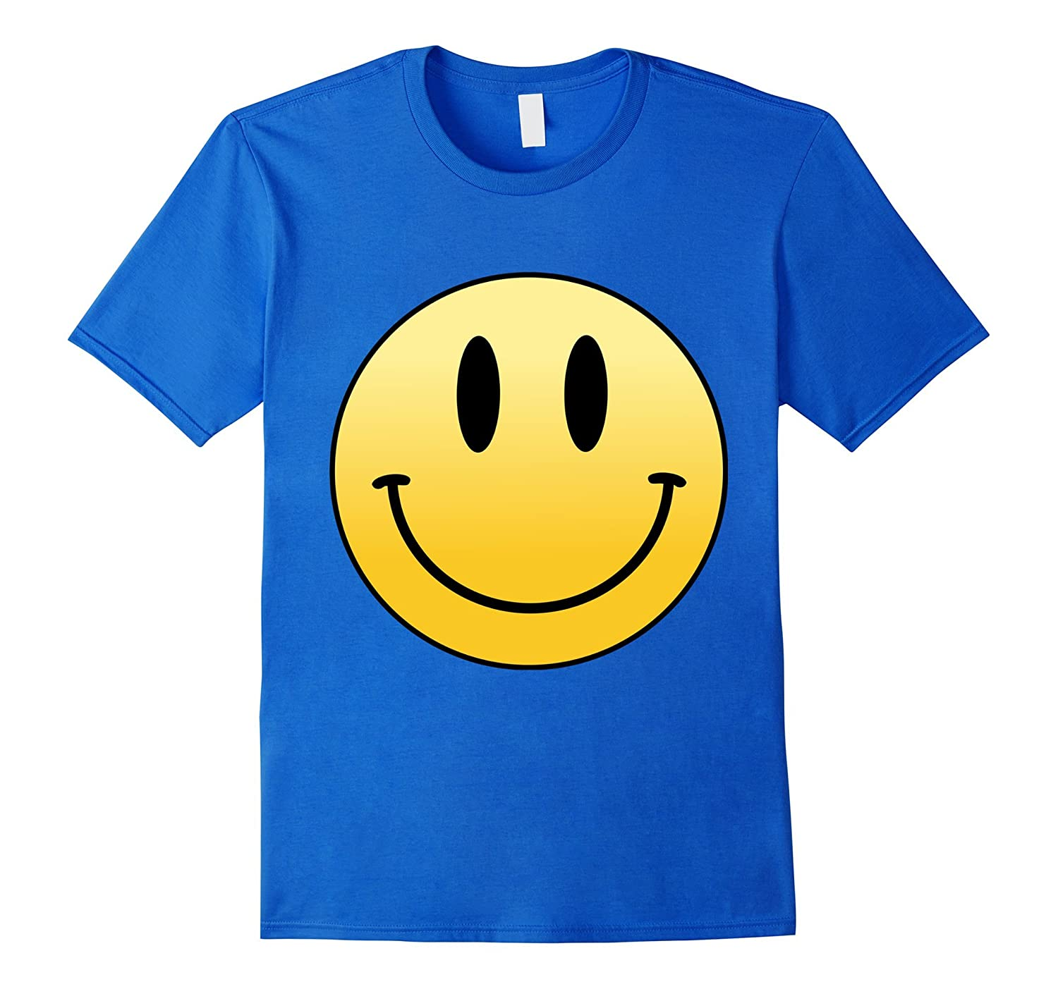 Mr Happy Smiley Face - T-Shirt-TD