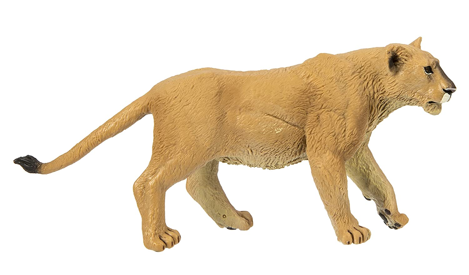 Quality Construction from Safe and BPA Free Materials For Ages 3 and Up 290329 Safari Ltd Wild Safari Wildlife Realistic Hand Painted Toy Figurine Model Lioness