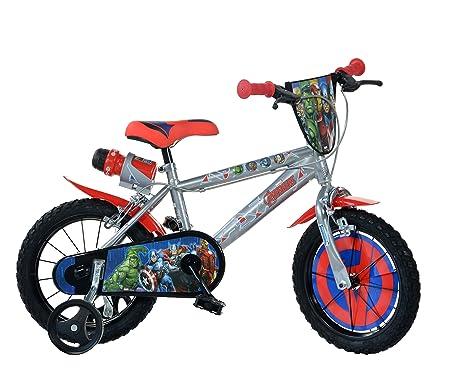 Dino 416ul Av Bicicletta Per Bambino Avengers