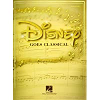 Disney Goes Classical - Piano, Vocal and Guitar Chords