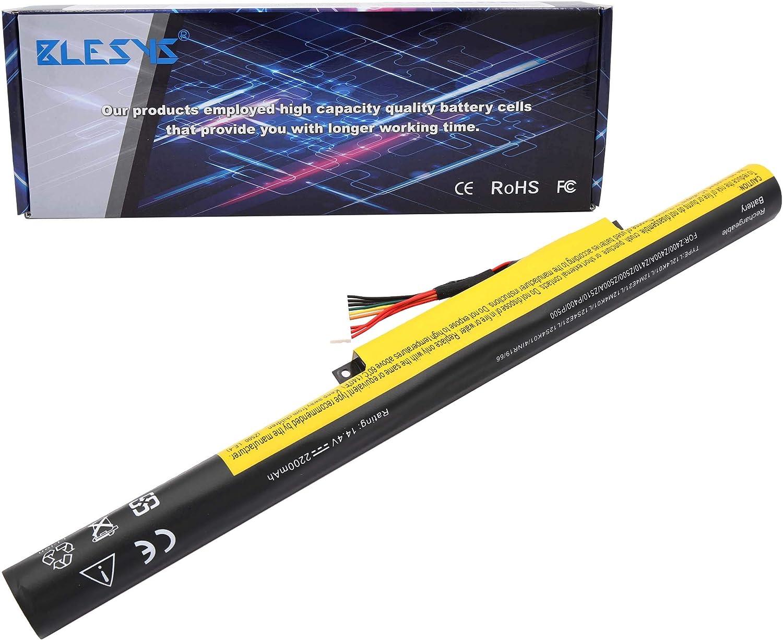 7XINbox 14.4V 48Wh 3350mAh L12S4K01 Repuesto Bater/ía para Lenovo Ideapad Z400 Z500 Z510 P500 P400 Touch Series L12S4E21 L12M4E21 L12M4K01 4INR19//65-1