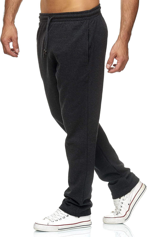 de algod/ón y de corte estrecho Pantalones de ch/ándal para hombre para hacer deporte Smith /& Solo modernos para entrenar o para el tiempo libre