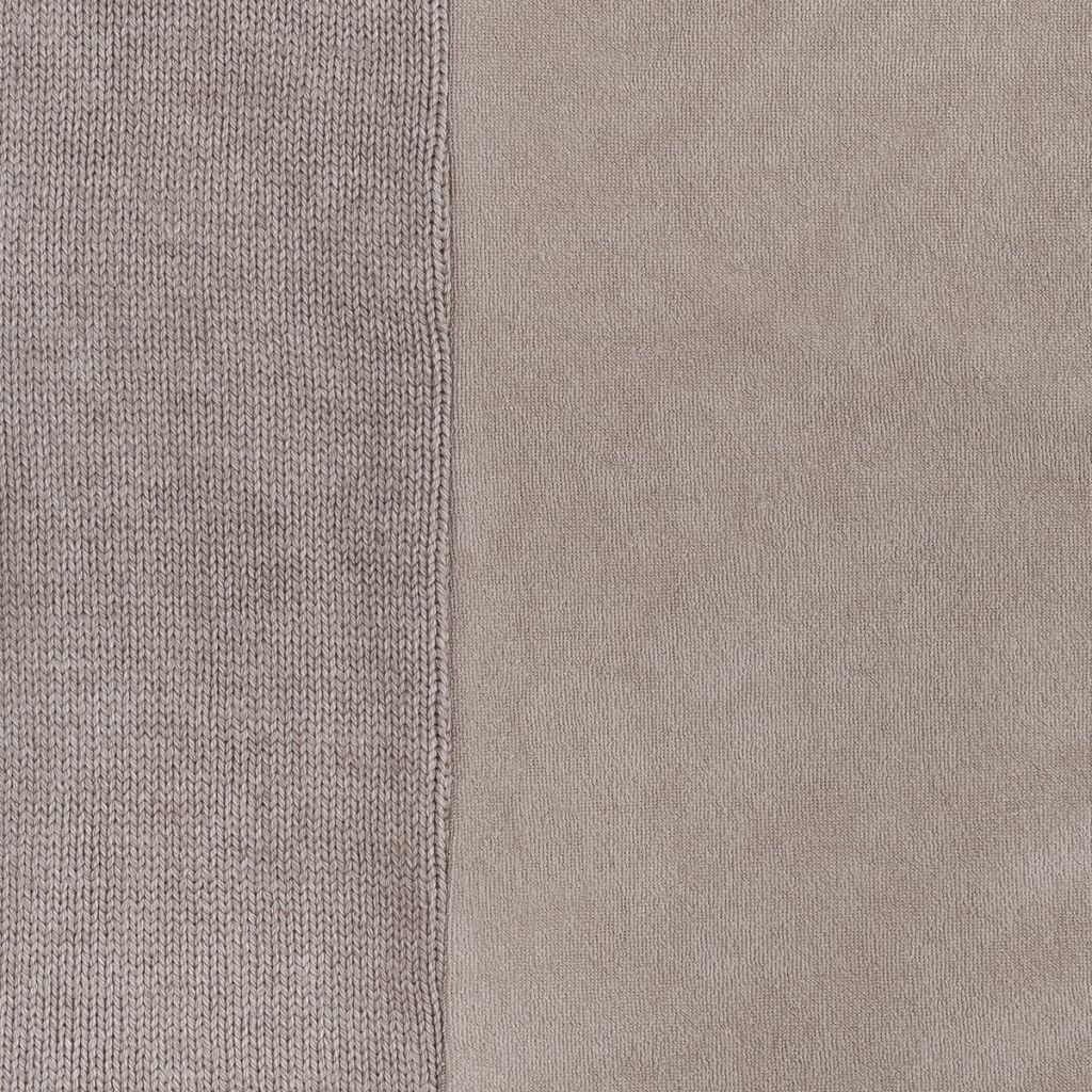 Jollein for 022-503-65085/Rope/Â/?/Â/Changing Mat Cover Natural Knit 50/Â/x 70/Â/cm Sand