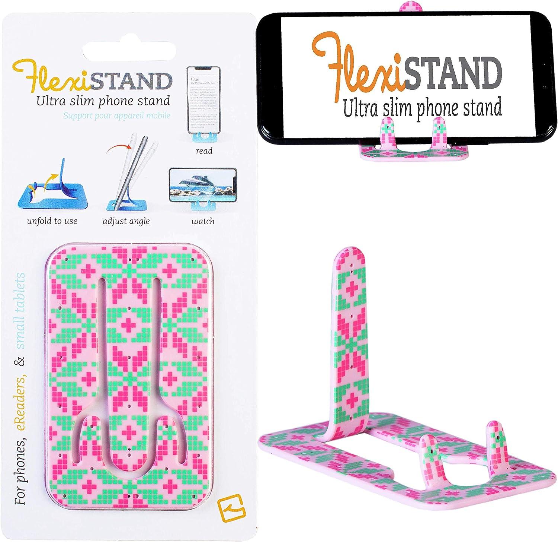 Gifts for Readers & Writers Soporte Flexible para teléfono móvil, Atril para Smartphone, Phablet, Tablets pequeñas, eReaders, iPhone, Samsung - Modelo Rosa Islandés: Amazon.es: Hogar