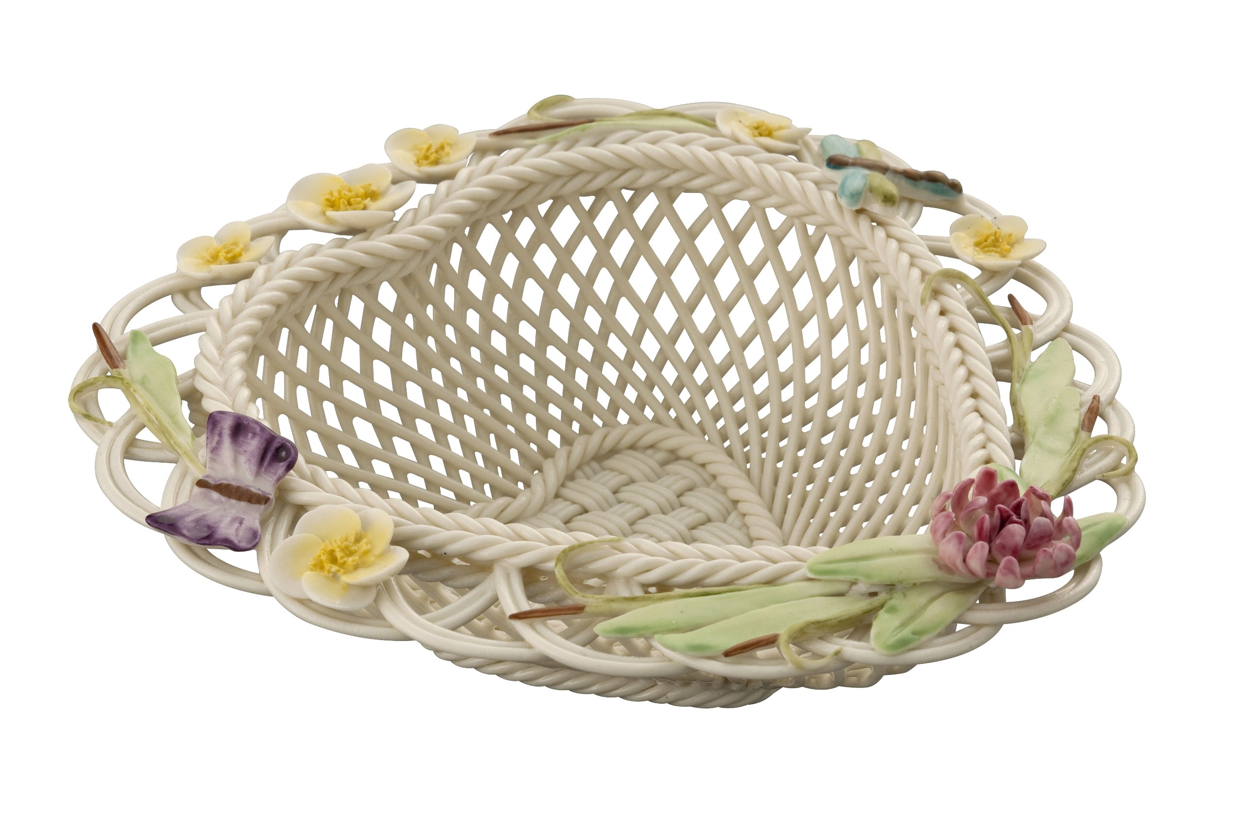 Belleek Lough Erne Basket