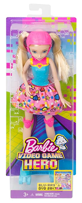 Amazon Barbie Girls Video Game Hero Doll Toys Games