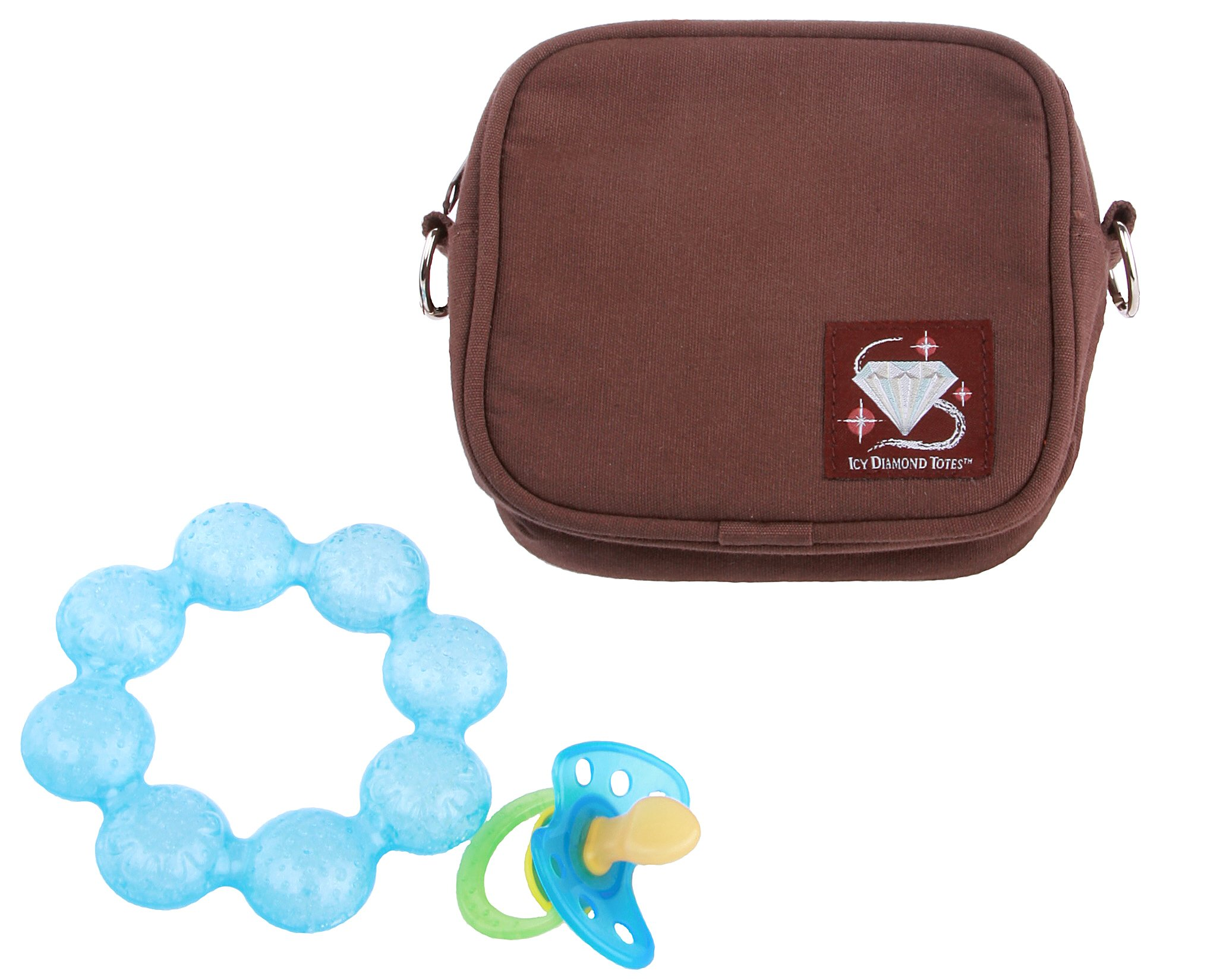 Icy Diamond Totes Insulated Medication Bag Travel