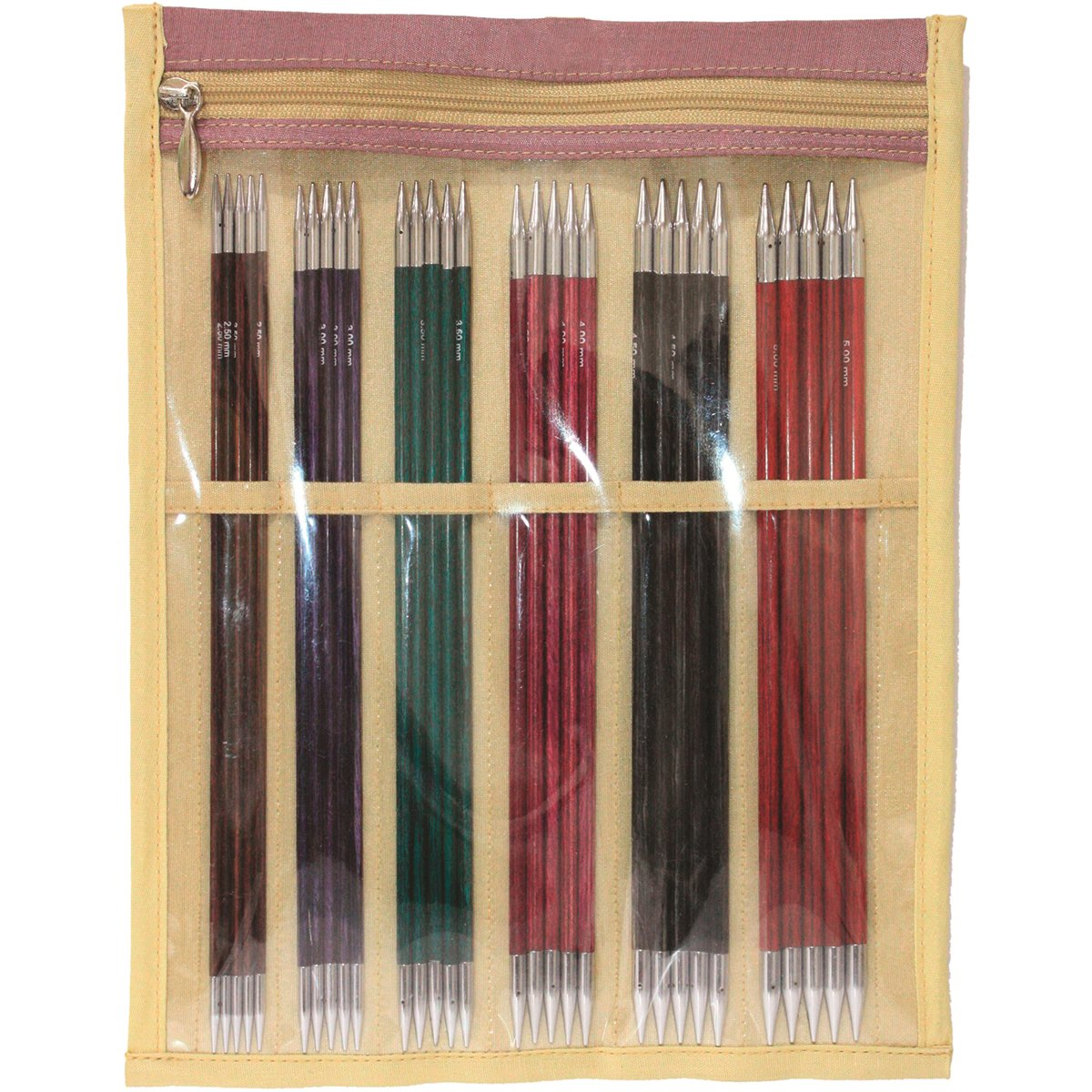 Knitters Pride Royale Double Pointed Knitting Needle Set