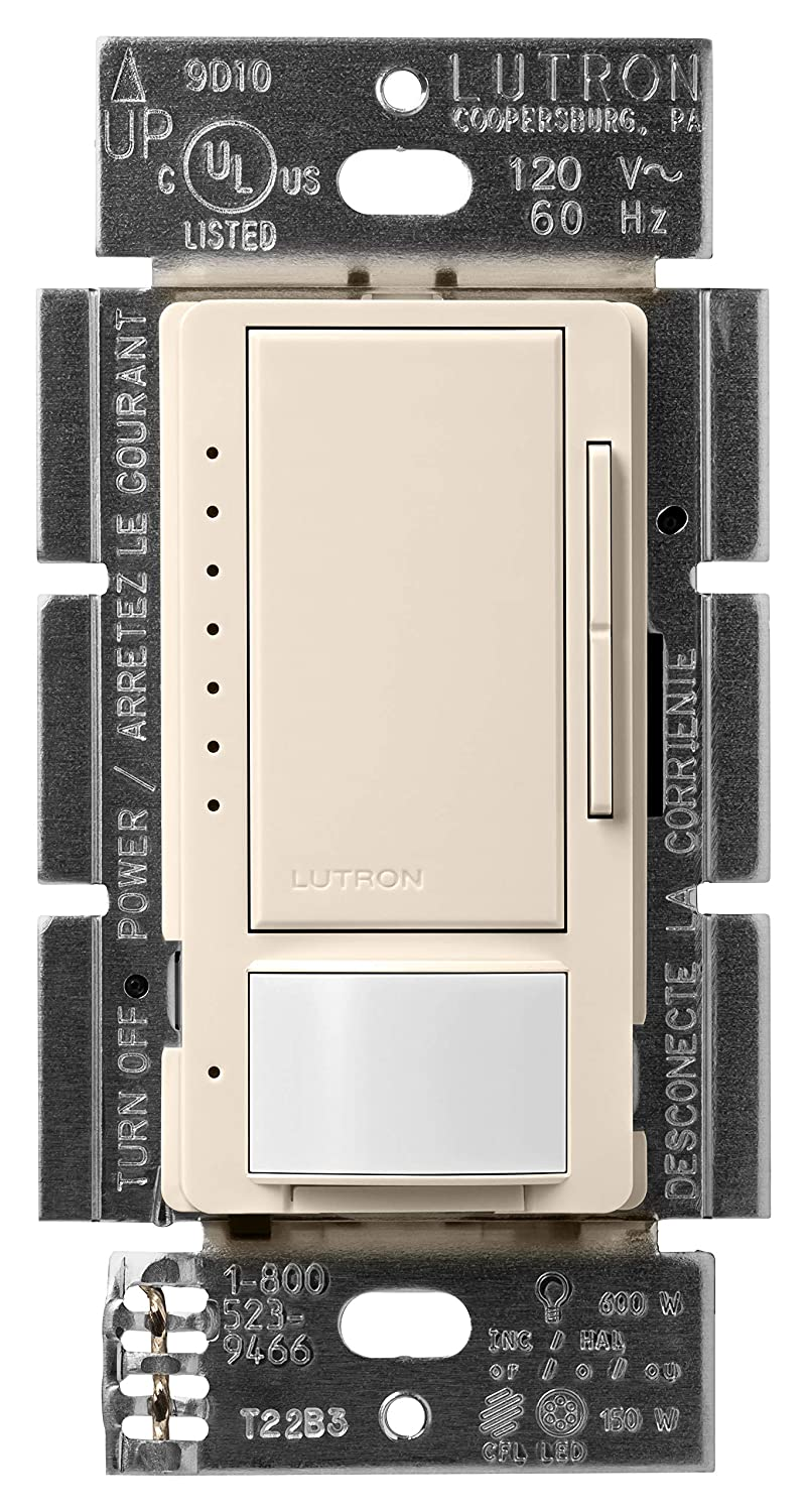Lutron Maestro LED Dimmer switch with motion sensor, no neutral required, on single pole light switch wiring diagram, rocker wiring diagram, grafik eye wiring diagram, lutron toggler wiring-diagram, lutron 3-way dimmer installation, lutron dimmer wiring, leviton wiring diagram, maestro guitar wiring diagram, dual dimmer switch wiring diagram, lutron 4-way switch diagram, lutron fan light dimmer switch, motion sensor light switch wiring diagram, pool light transformer wiring diagram,
