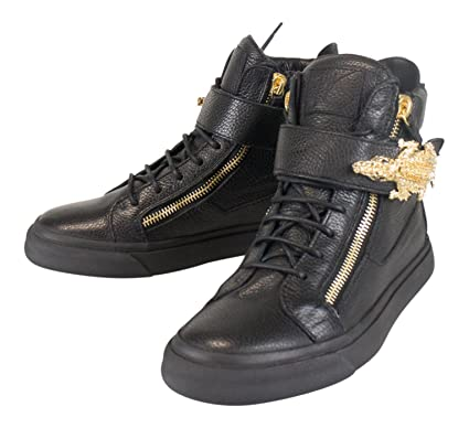 79f988ef4e639 Amazon.com   GIUSEPPE ZANOTTI London Lindos-Vague Hi-Top Sneakers ...