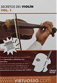 Virtuosso Violin Method Vol.1 (Curso De Violín Vol.1) SPANISH ONLY