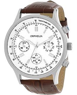 Intense Quarz Orphelia LederAmazon Herren Chronograph Armbanduhr 34j5AqRL