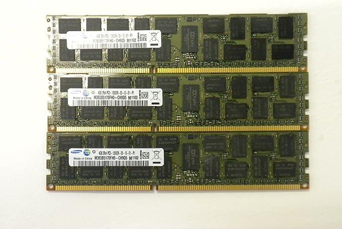 96GB 12 x 8GB DELL POWEREDGE  R610 R710 R715 R720 R815 R510 T410 T610 Memory