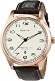 GANT TIME - W71303 - Montre Homme - Quartz - Analogique - Bracelet cuir Marron