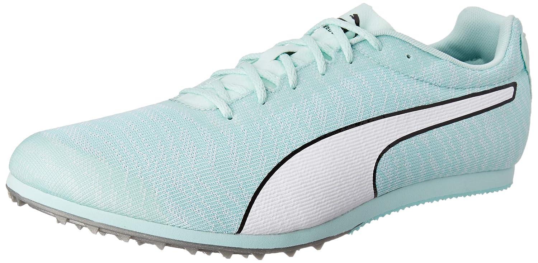 Blau (Fair Aqua-puma Weiß) Puma Herren Evospeed Star 6 Leichtathletikschuhe