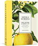 Love and Lemons Meal Record and Market List: Plan Your Weekly Meals and Organize Your Grocery Shopping