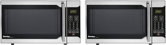 Amazon.com: Danby DMW07A4WDB - Horno de microondas, paquete ...