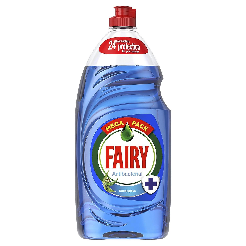 Líquido detergente Fairy Platinum, paquete de 8 unidades: Amazon.es: Salud y cuidado personal