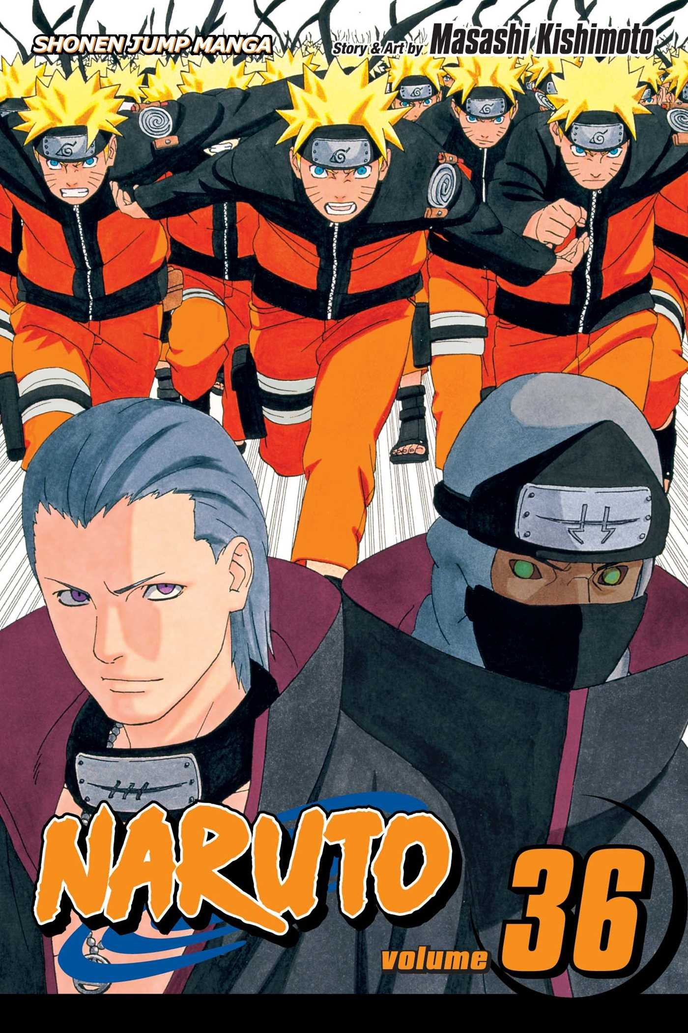 Download Naruto, Vol. 36: Cell Number 10 pdf epub