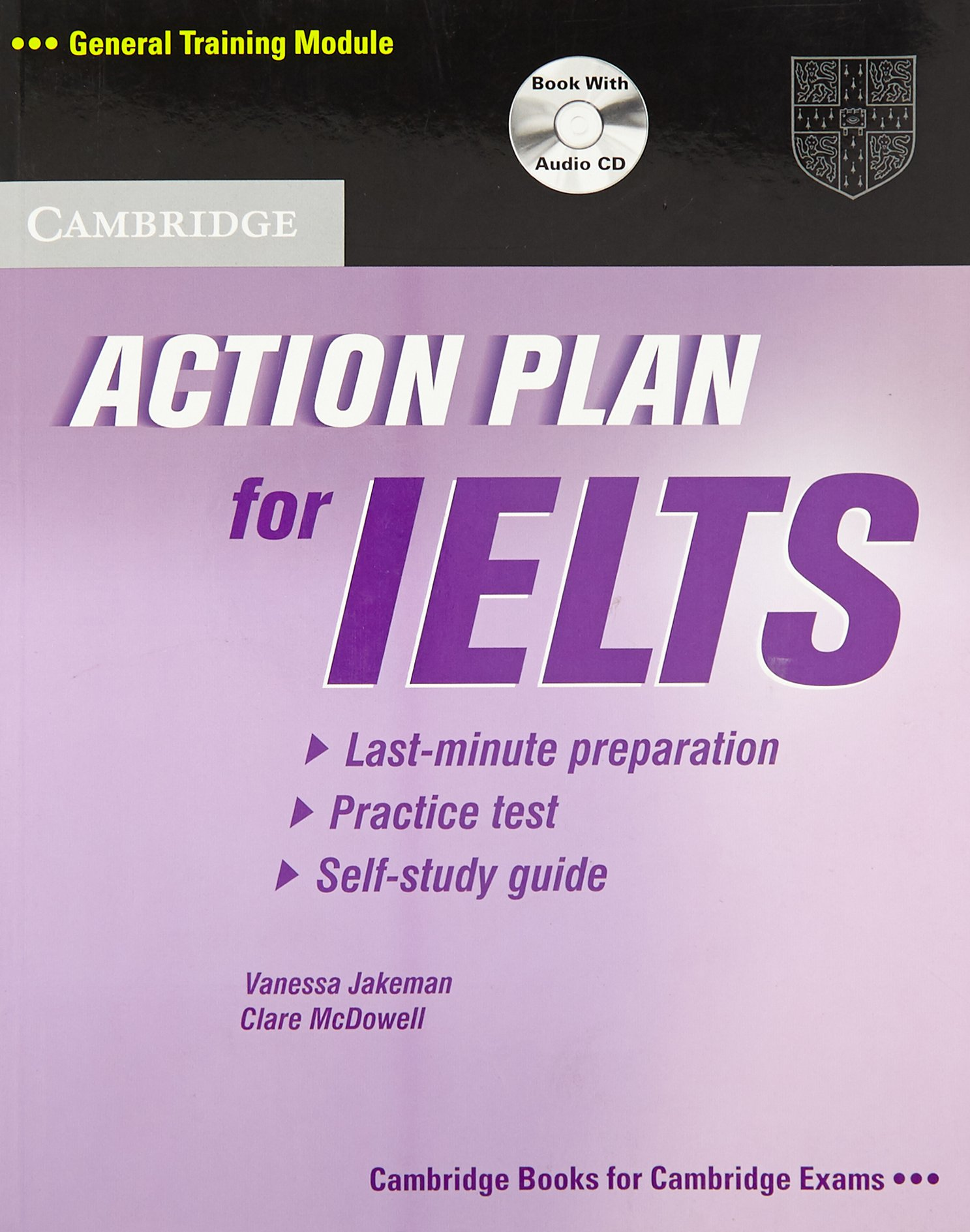 Amazon.in: Buy Action Plan for Ielts - General Training Module with CD Book  Online at Low Prices in India | Action Plan for Ielts - General Training  Module ...