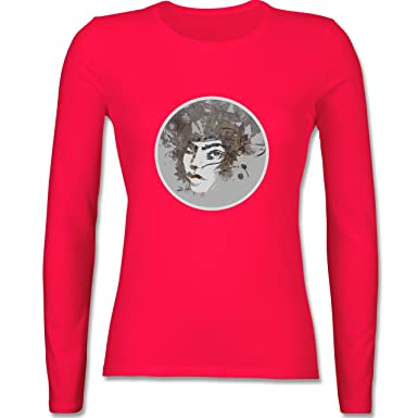 Shirtracer Sonstige Berufe - Circle Mind - Creative Brainstorming - XS -  Rot - BCTW013 -