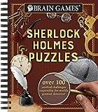 Brain Games® Sherlock Holmes Puzzles